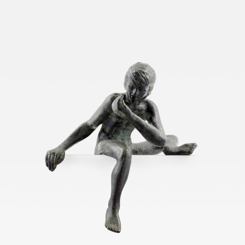 Victor Salmones Victor Salmones Nude Figural Sculpture