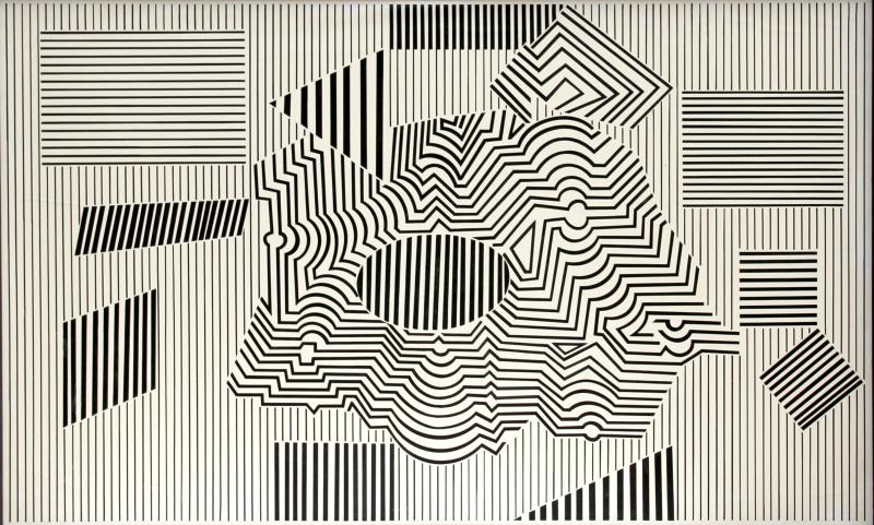 Victor Vasarely Operenccia