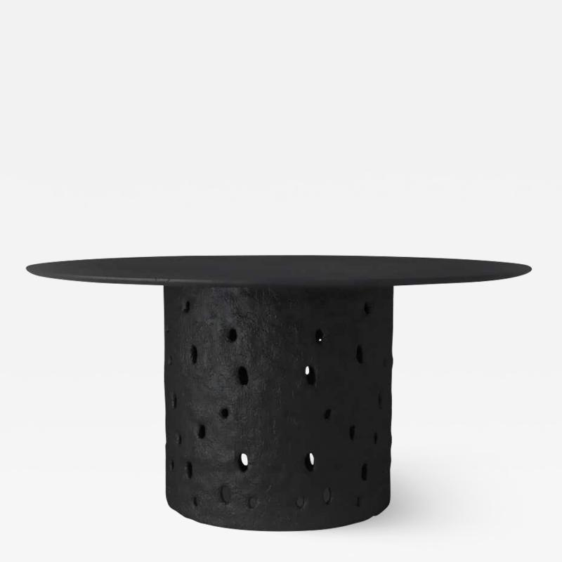 Victoria Yakusha Sculpted Contemporary Dining Table by FAINA