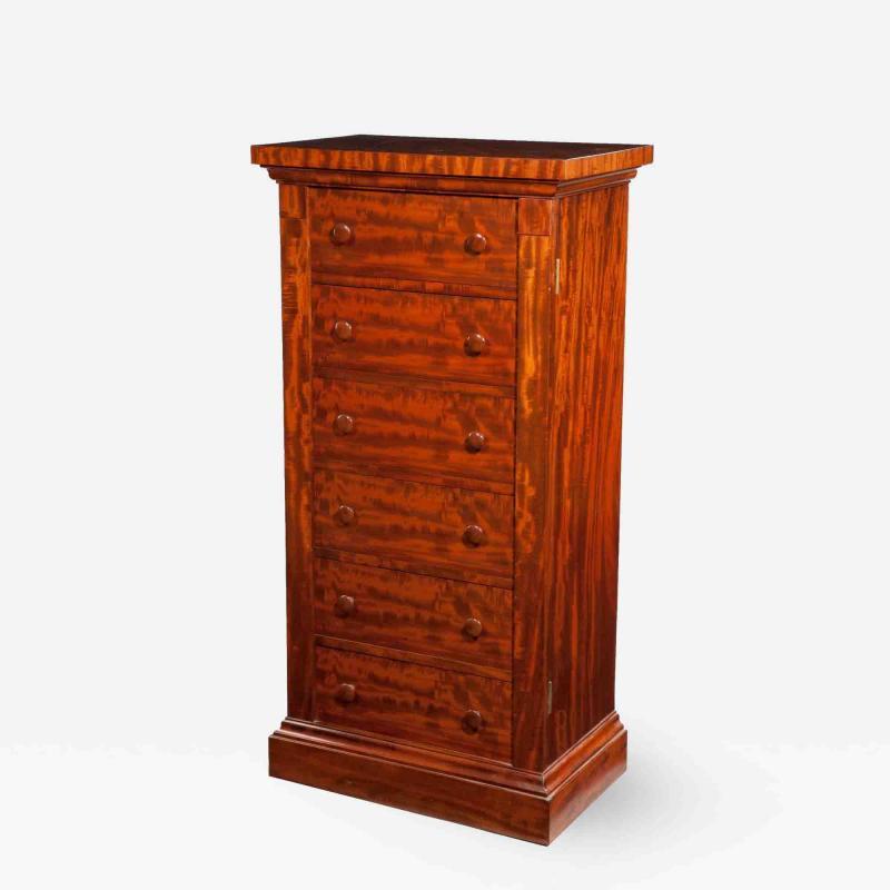 Victorian Wellington chest