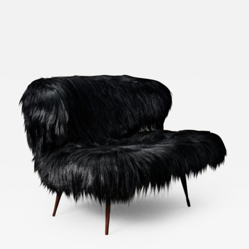 Videre Licet Black Woolly Bella