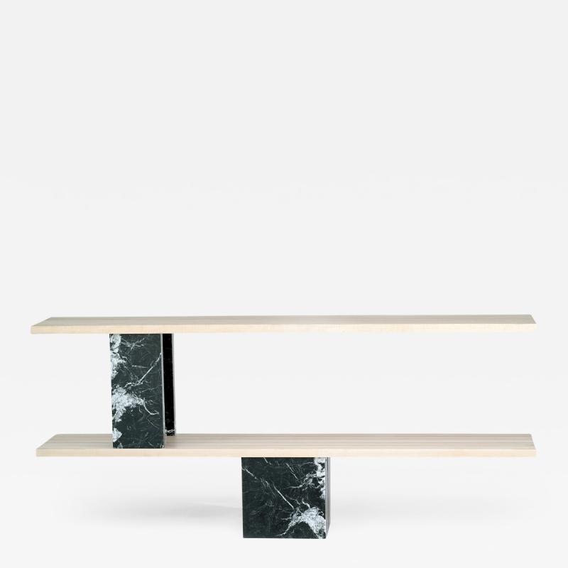 Vincent Poujardieu ETHER Console shelf