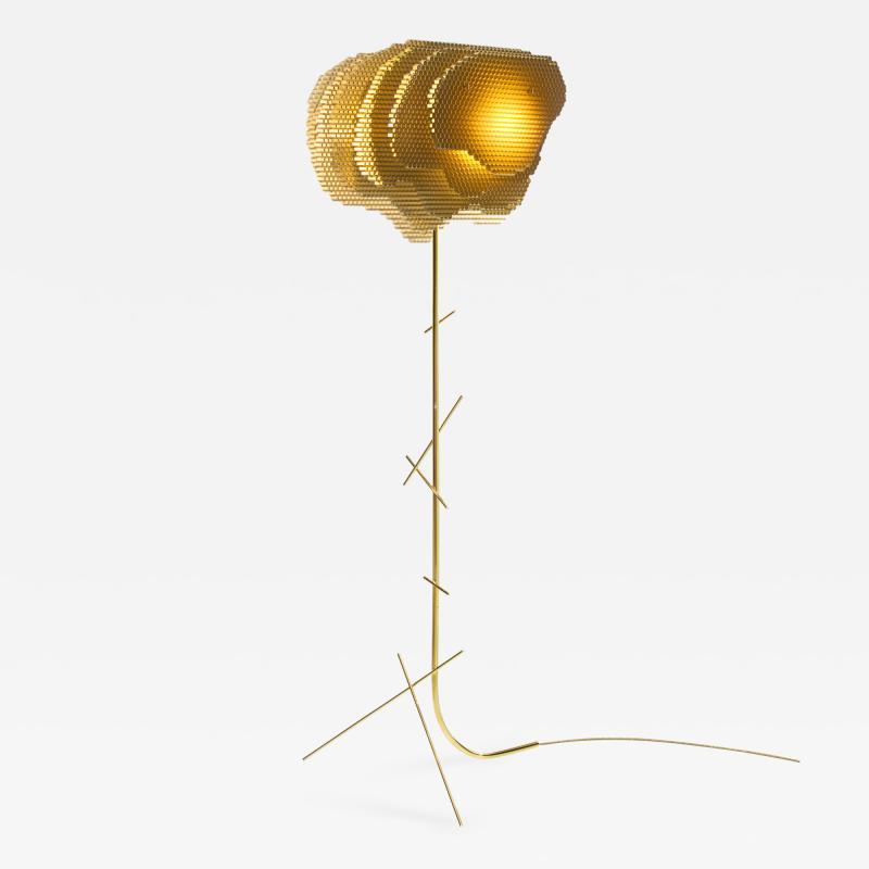 Vincent Poujardieu NIDA floor lamp