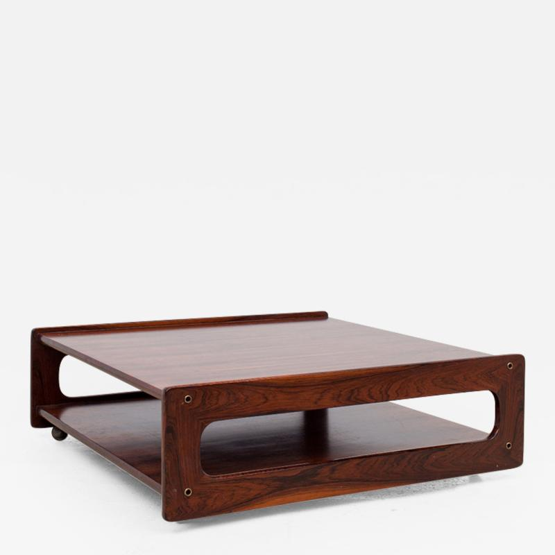 Vintage 1960s Coffee Table by LAtelier