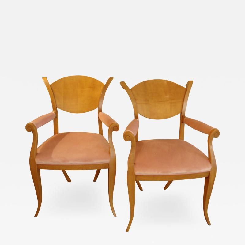 Vintage French Armchairs