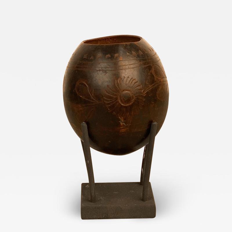 Vintage Matte Cup South America Circa 1920