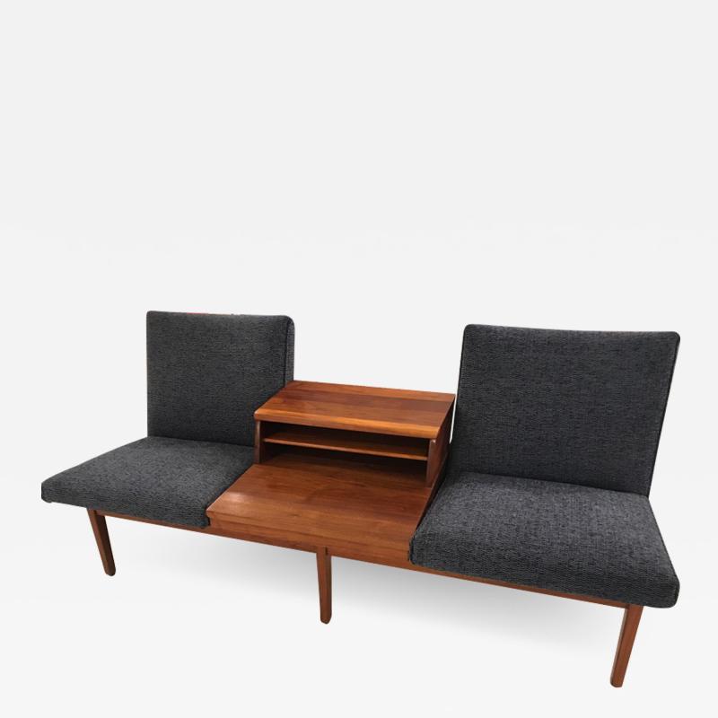 Vintage tandem bench