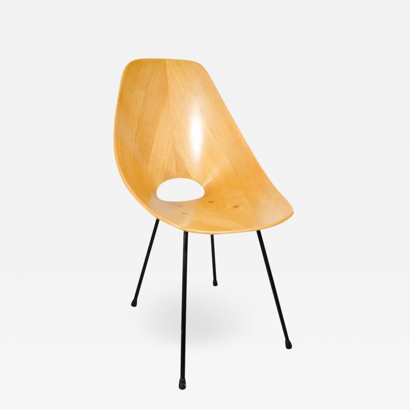 Vittorio Nobili Single Medea Chair by Vittorio Nobili