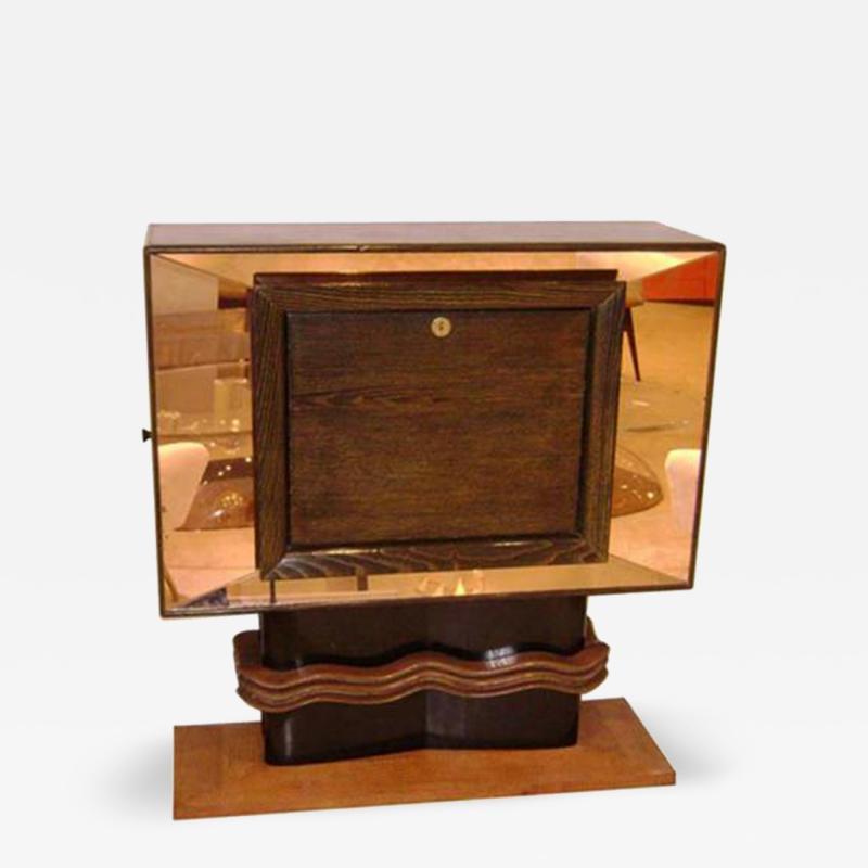 Vittorio Valabrega A Rare Bar Cabinet by Vittorio Valabrega