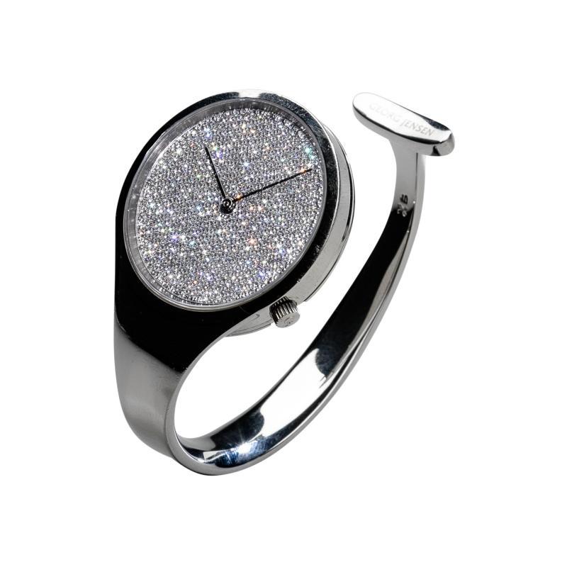 Vivianna Torun B low H be Vivianna Torun B low H be Diamond Stainless Steel Watch