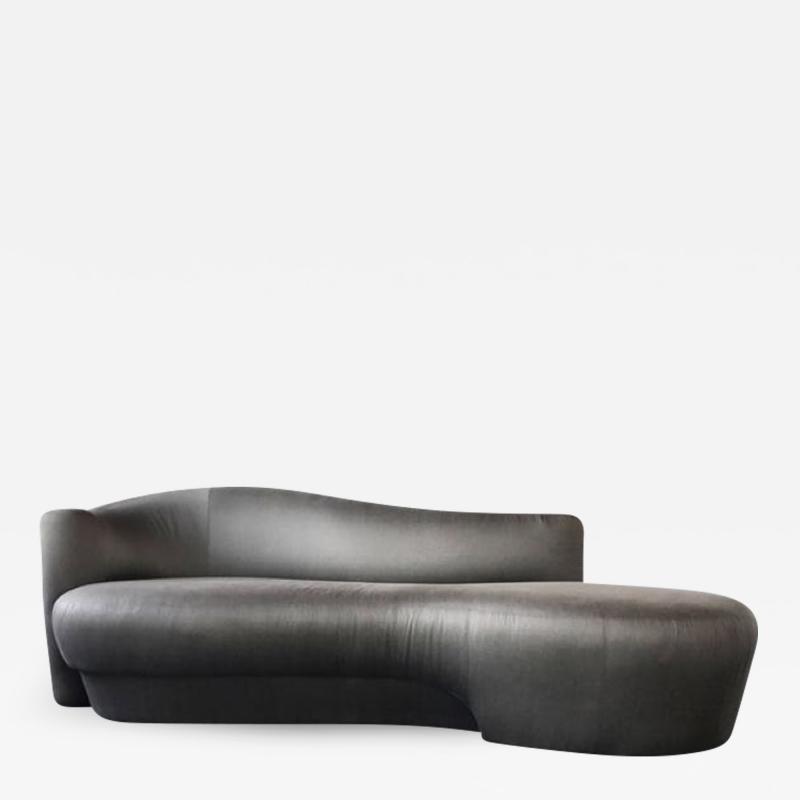 Vladimir Kagan Cloud Chaise Sofa