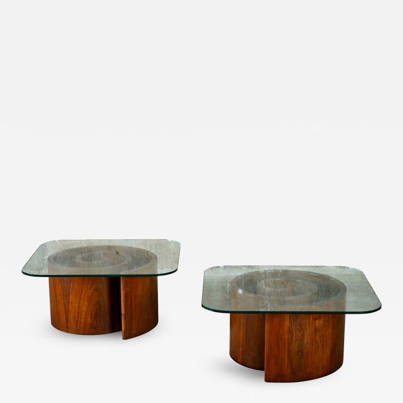 Vladimir Kagan Pair of Vladimir Kagan Coffee Tables