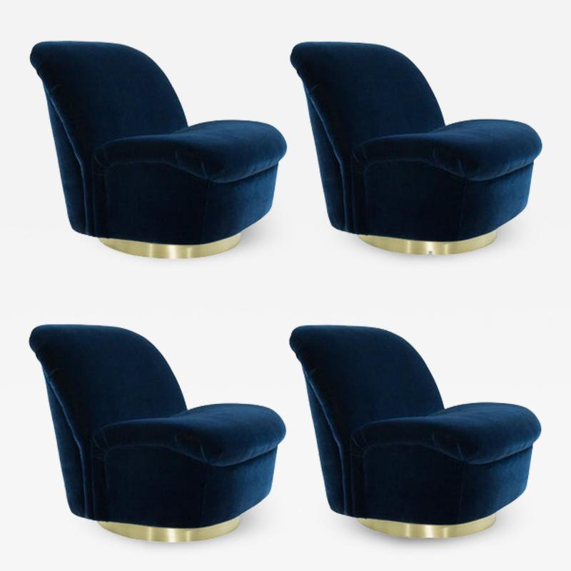 Vladimir Kagan Seating Suite By Directional 1960s
