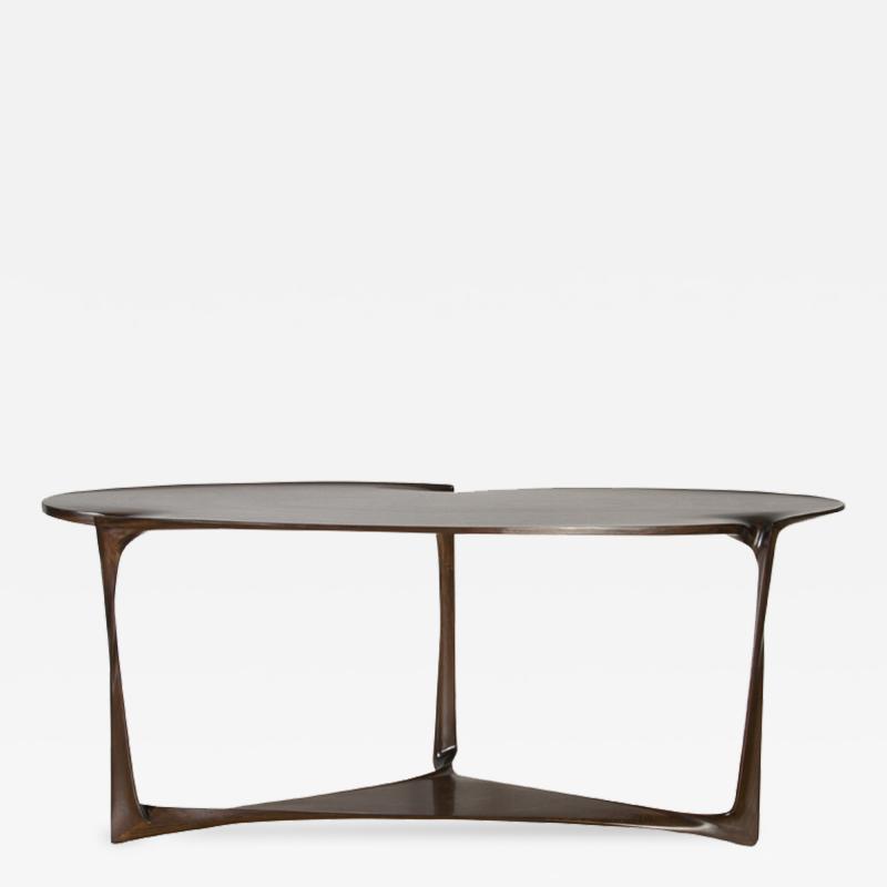 Vladimir Krasnogorov Console Table by Vladimir Krasnogorov for Thomas W Newman