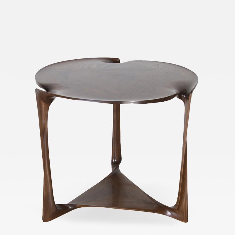 Vladimir Krasnogorov Side Table by Vladimir Krasnogorov for Thomas W Newman