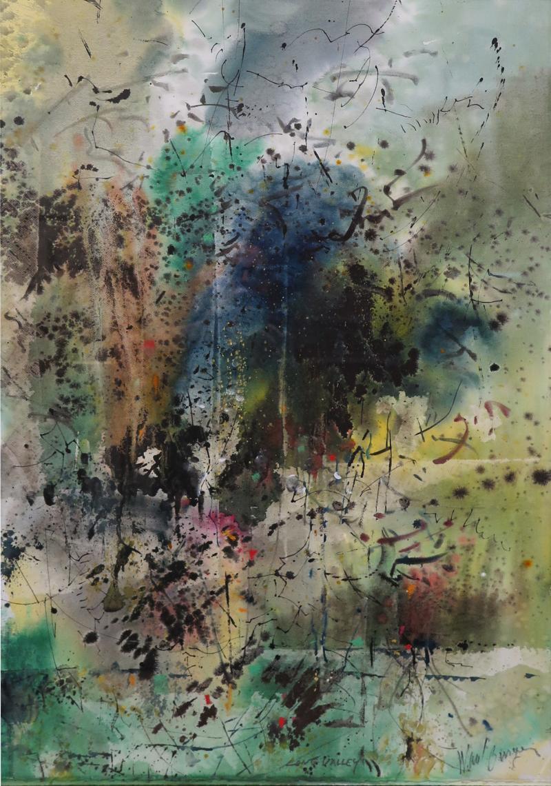 W Carl Burger W Carl Burger Painting
