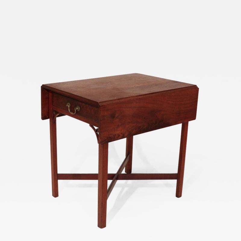 Walnut Chippendale Pembroke Table