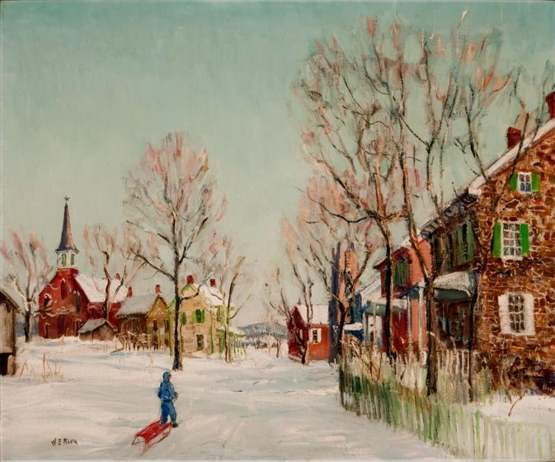 Walter Emerson Baum Lehigh County Village