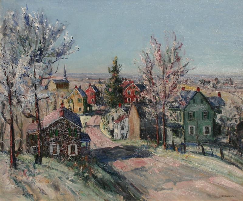 Walter Emerson Baum Road to Sellersville