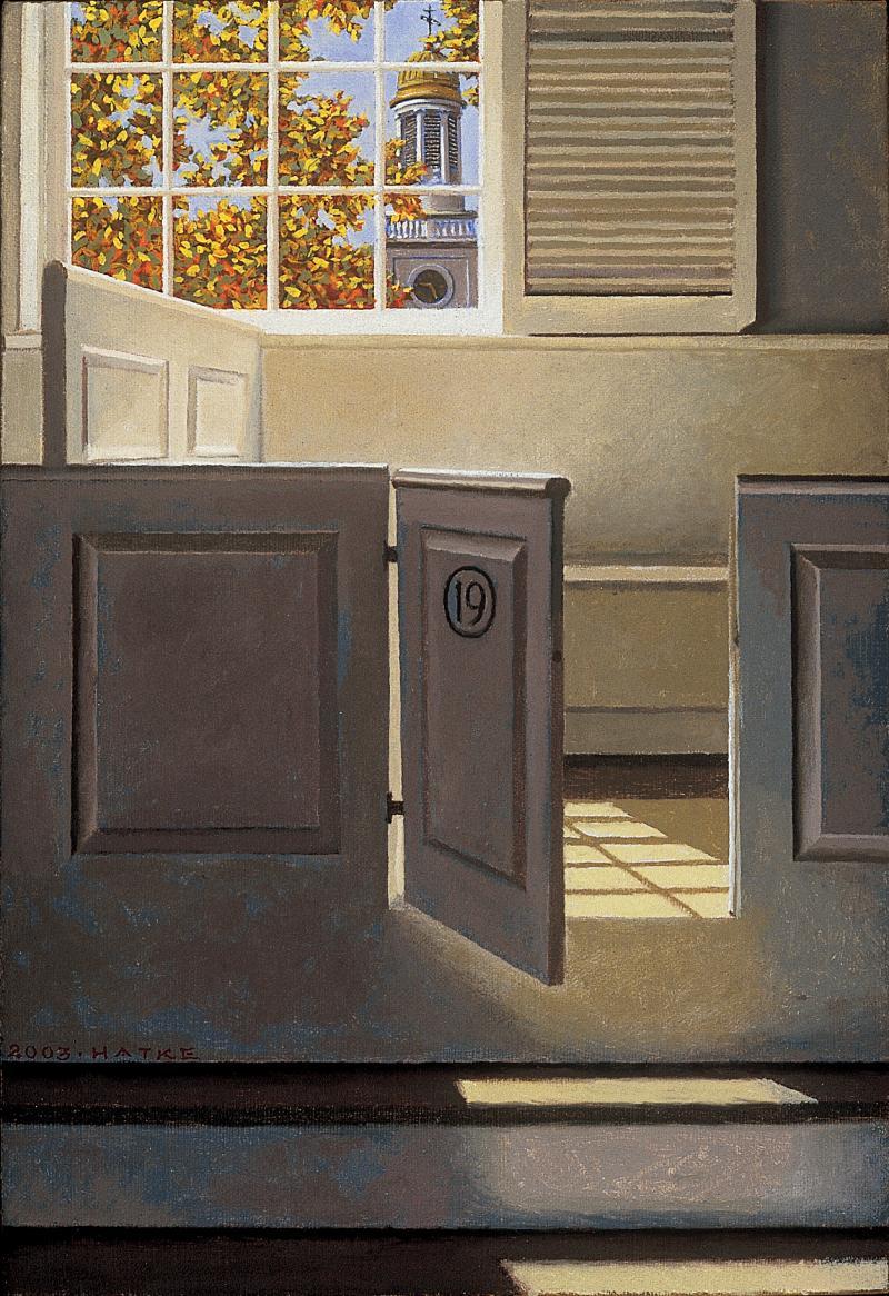 Walter Hatke Bennington Light