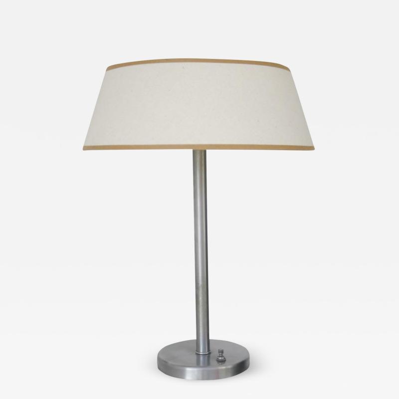 Walter Von Nessen Modern Table Lamp by Walter Von Neesen