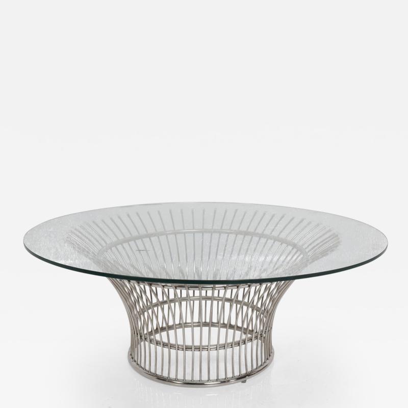 Coffee Table After Warren Platner