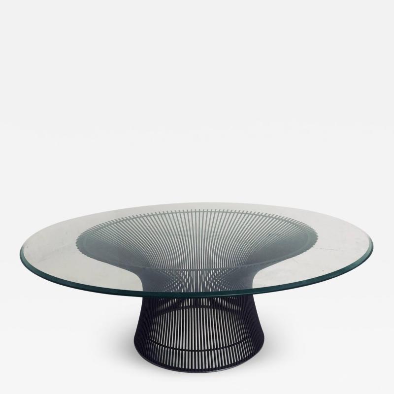 Warren Platner Warren Platner Bronze Coffee Table