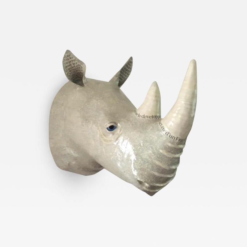 White Rhinoceros Trophy