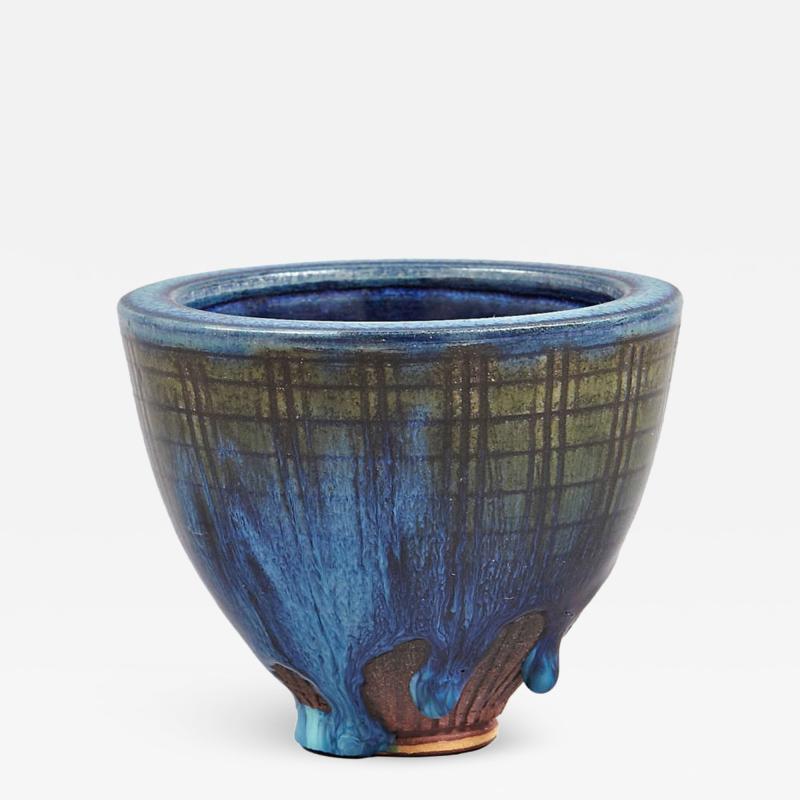Wilhelm K ge Vase by Wilhelm Kage Farsta