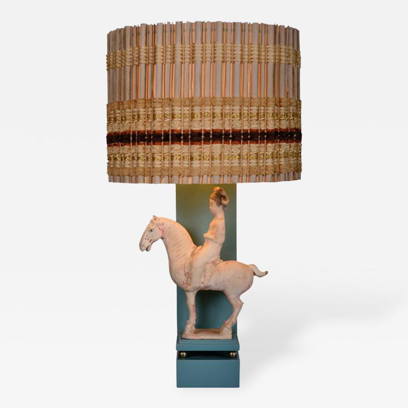 William Billy Haines Custom Table Lamp by William Haines