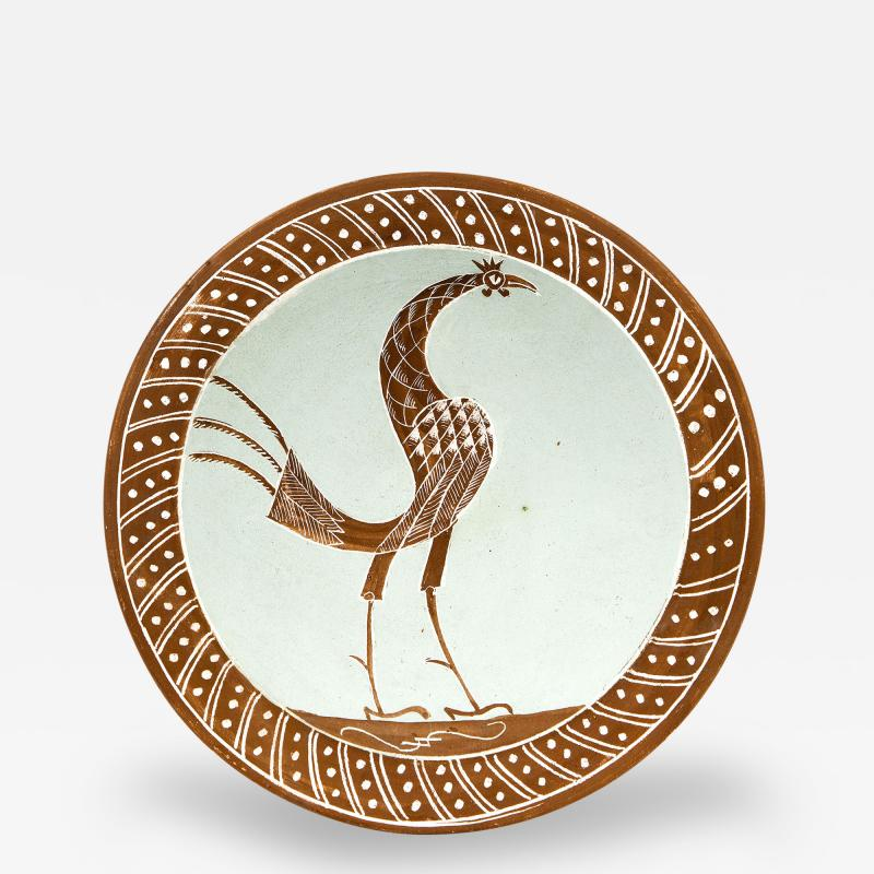 William Hunt Diederich Rooster Charger