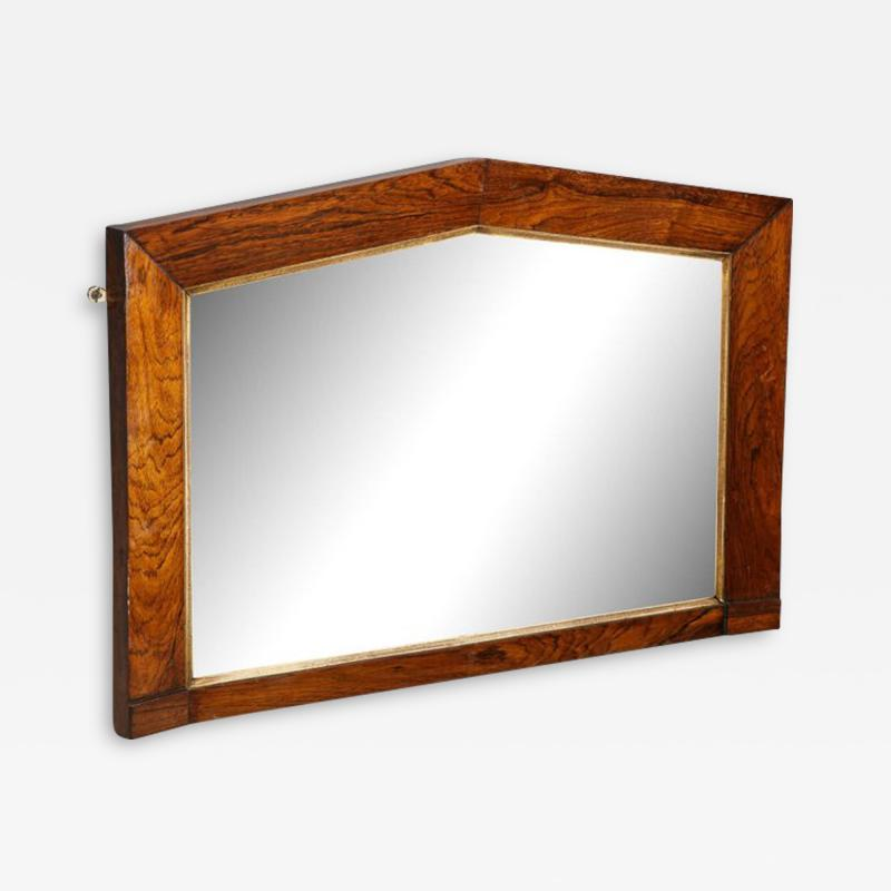 William IV Overmantel Mirror