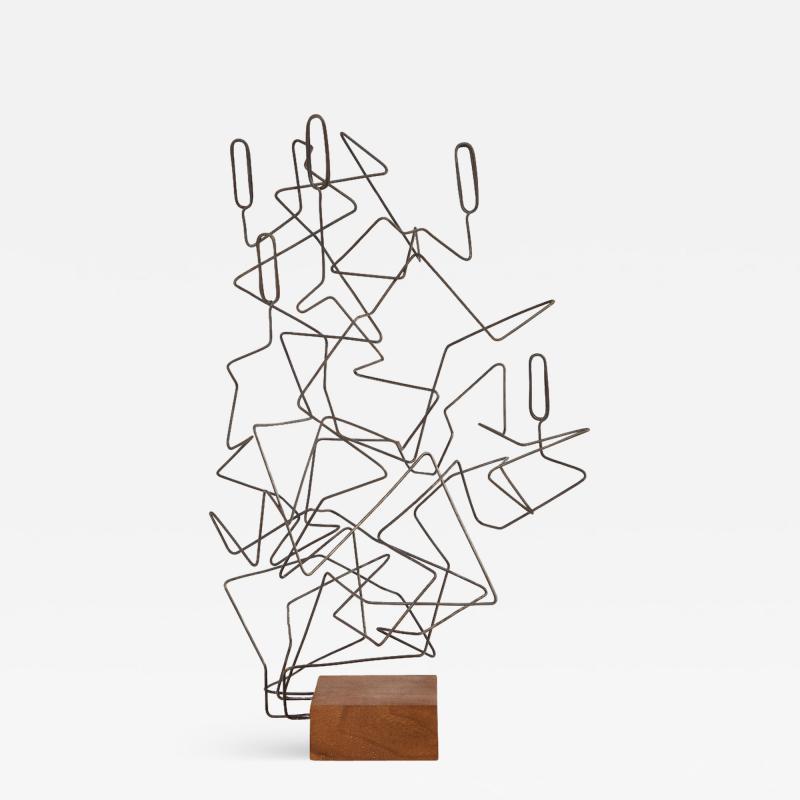 William Lemariey Essaim Unique Sculpture by William Lemariey