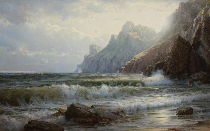 William Trost Richards Offered by SCHWARZ GALLERY