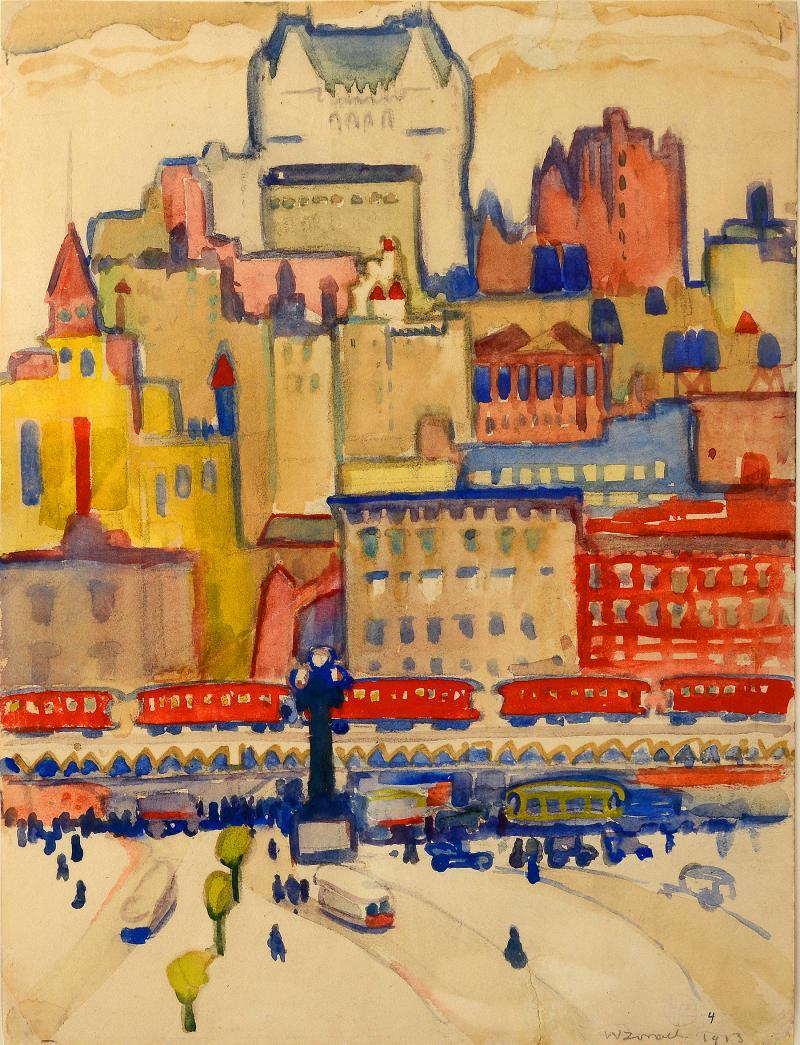 William Zorach Quebec City