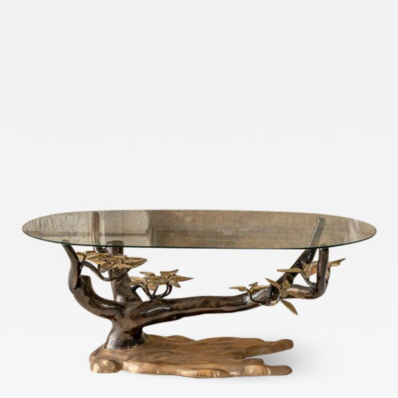 Willy Daro Bonsai Coffee Table by Willy Daro