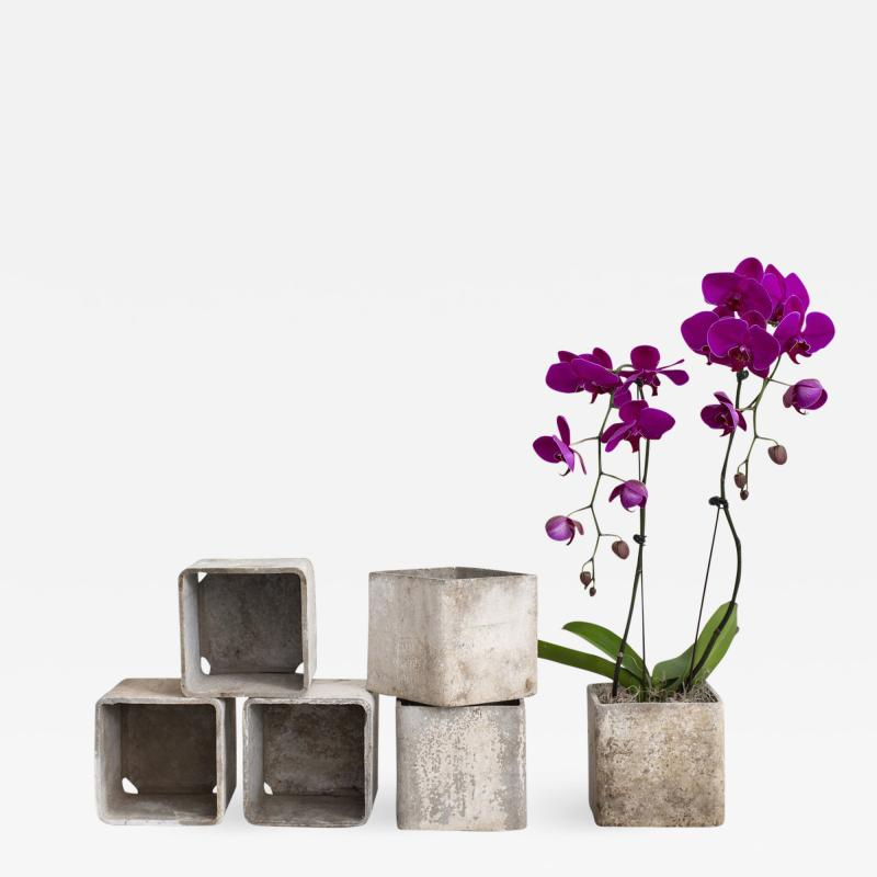 Willy Guhl WILLY GUHL CUBE PLANTER
