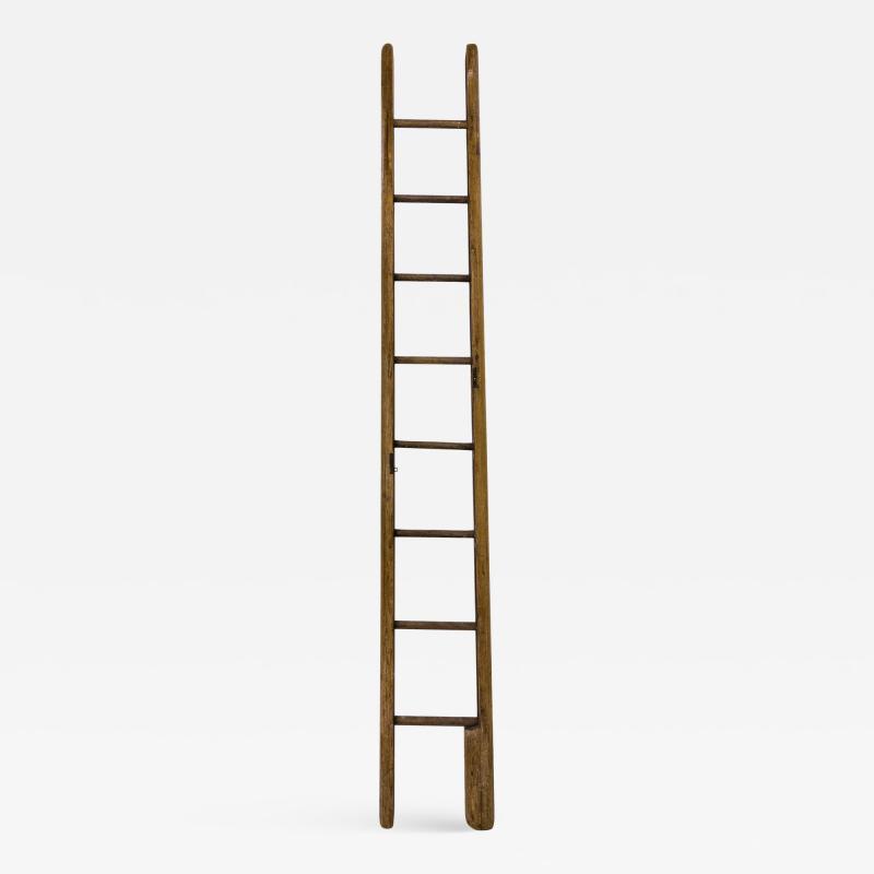 Wooden Ladder 19th Century France