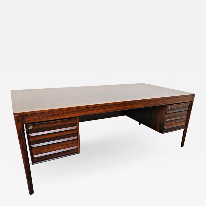 Wooden desk 1960s