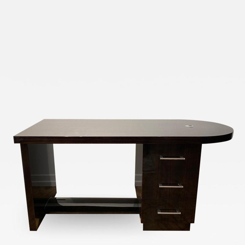 Writing Desk in Art Deco style