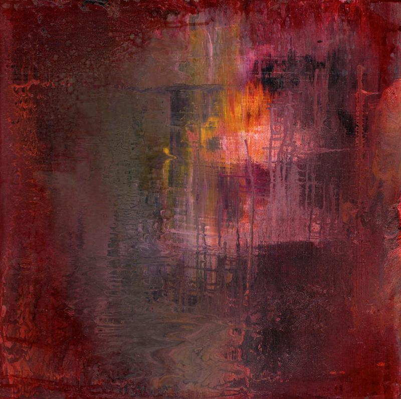 Yari Ostovany Fragments of Poetry and Silence No 42