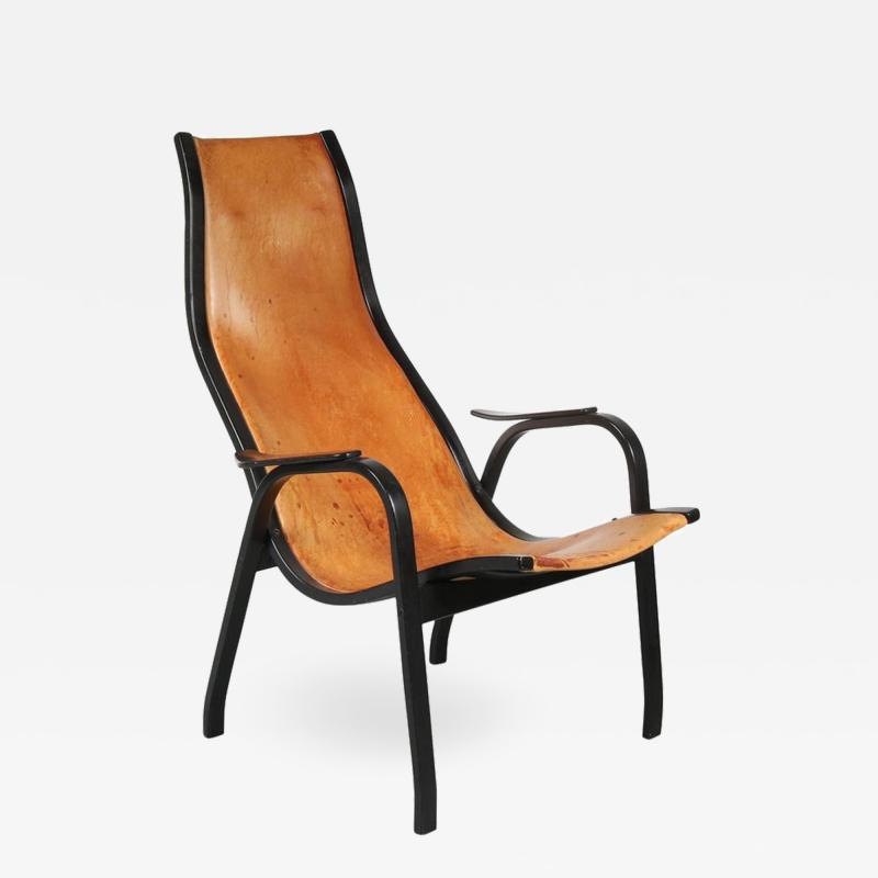 Yngve Ekstr m Yngve Ekstr m Kurva Lounge Chair for Swedese 1953