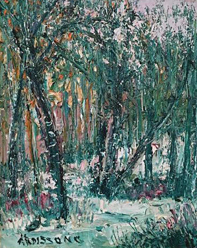 Yolande Ardissone Fontainbleu Forest II