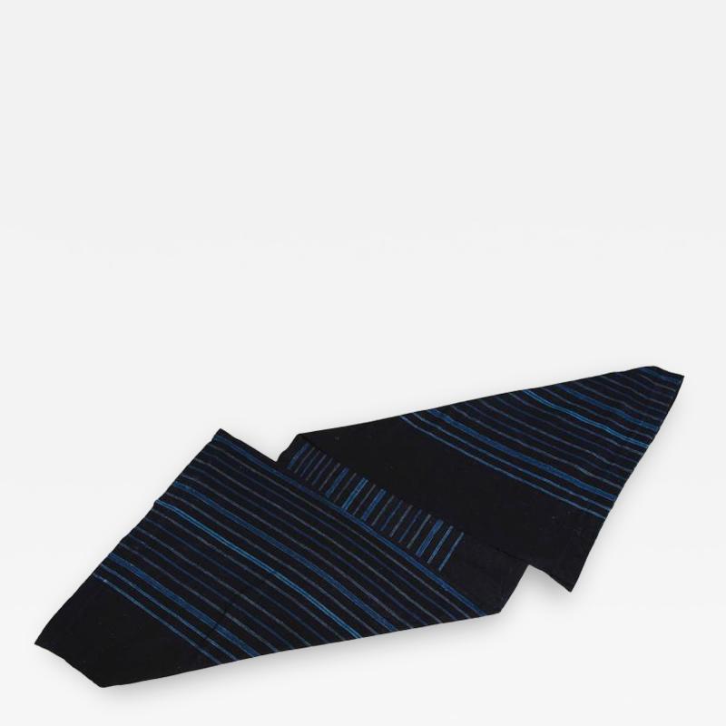 Yoruba Indigo Cloth