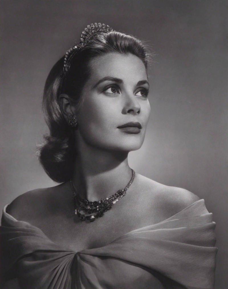 Yousuf Karsh Princess Grace 1956