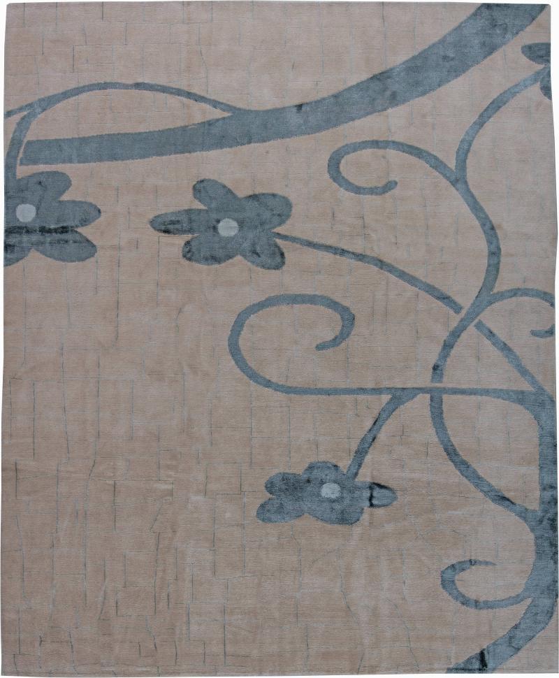 contemporary Tibetan rug