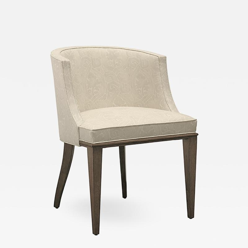 courbe dining chair