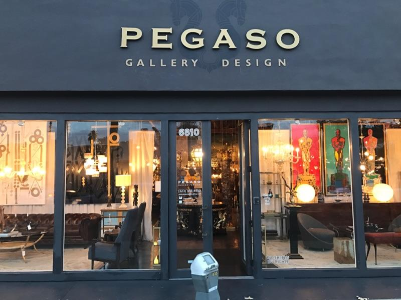 Pegaso Gallery, Los Angeles