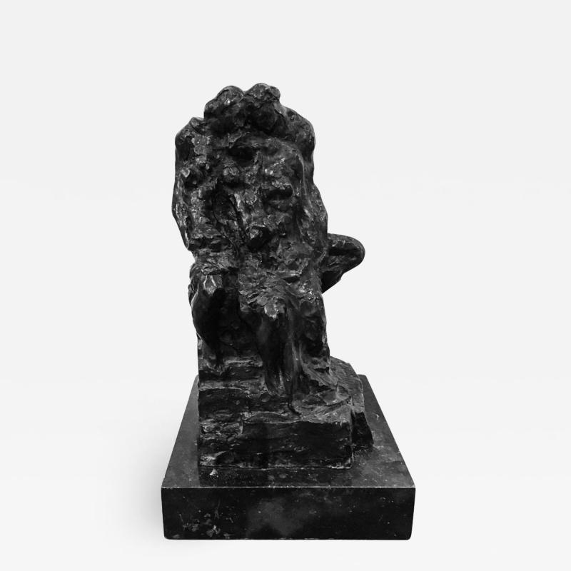 rik wouters Rik Wouters Sculpture bronze circa 1910