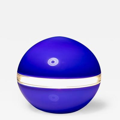 A V Mazzega Space Age Table Lamp by Mazzega